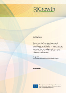 Structural Change, Sectoral and Regional Shifts in